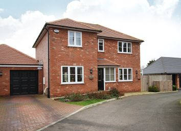 Thumbnail 4 bed detached house for sale in Darcy Court, East Malling
