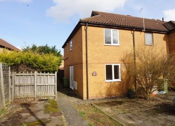 Thumbnail 2 bedroom end terrace house for sale in Washfield, Furzton