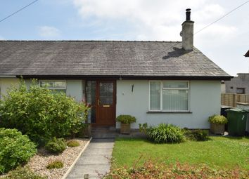 Thumbnail 2 bed semi-detached bungalow to rent in Moorgarth, Swarthmoor, Ulverston, Cumbria