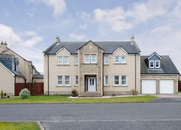 Thumbnail 5 bedroom detached house for sale in Woodland Gait, Cluny, Kirkcaldy, Fife