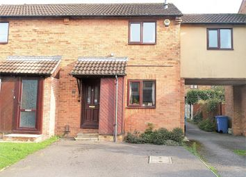 Thumbnail 2 bed terraced house for sale in Plantagenet Crescent, Bearwood, Bournemouth
