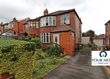 Thumbnail 3 bed semi-detached house for sale in Kingswood Crescent, Moortown, Leeds