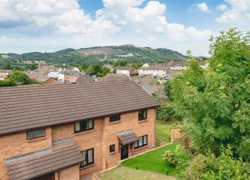 Thumbnail 3 bed end terrace house for sale in Penybryn, Builth Wells