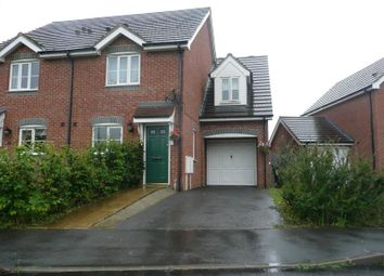 Thumbnail 3 bed semi-detached house to rent in Blossom Lane, Ashford