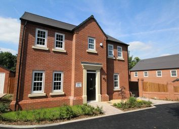 Thumbnail 4 bed detached house for sale in Great Moreton Terrace, New Road, Ackers Crossing, Moreton, Congleton