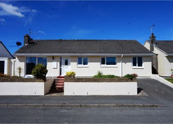 Thumbnail 4 bed detached bungalow for sale in Mayfield Acres, Kilgetty