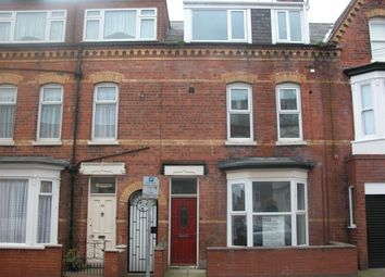 Thumbnail 2 bed flat for sale in Clarence Road, Bridlington, East Yorkshire