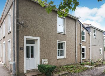 Thumbnail 4 bed end terrace house for sale in Roskear Road, Camborne