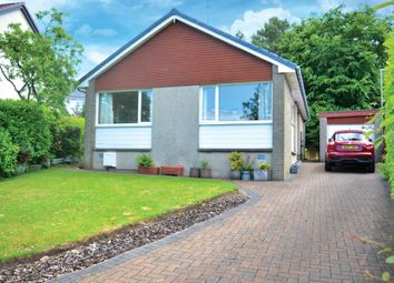 Thumbnail 2 bed detached bungalow for sale in Laburnum Grove, Stirling, Stirling