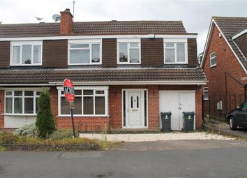 5 bed semi-detached house for sale in Brailes Drive, Sutton Coldfield, Birmingham B76