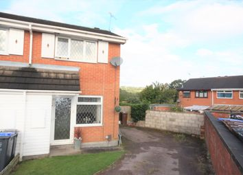 Thumbnail 1 bed semi-detached house to rent in Banbury Grove, Biddulph, Stoke-On-Trent