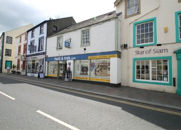 Thumbnail 4 bed maisonette for sale in 87A Main Street, Keswick, Cumbria