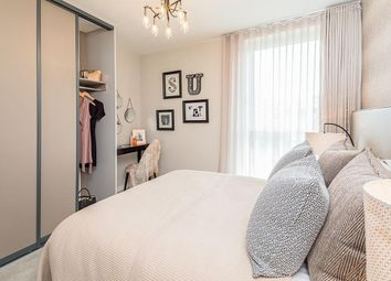 "Thumbnail 1 bed flat for sale in ""Lyall House"" at Station Parade, Green Street, London"