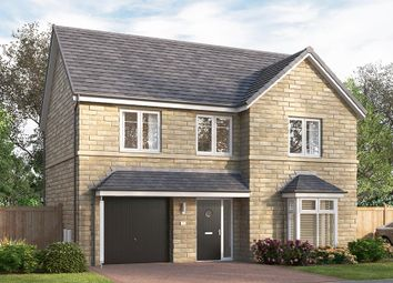 "Thumbnail 4 bed property for sale in ""The Norbury"" at Manston Lane, Crossgates"