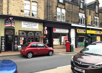 Thumbnail Restaurant/cafe for sale in Manchester Road, Mossley, Ashton-Under-Lyne
