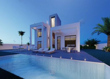 Thumbnail 3 bed detached house for sale in Finestrat, Costa Blanca, Spain