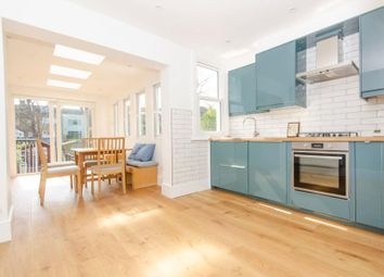 Thumbnail 4 bed flat for sale in Sutton Road, London