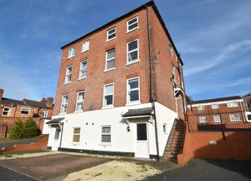 Thumbnail 2 bed flat for sale in Hill Street, Worcester