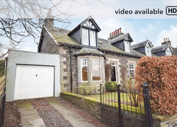 Thumbnail 4 bed semi-detached house for sale in Back Dykes, Abernethy, Perth