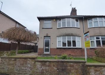Thumbnail 3 bed semi-detached house to rent in Croft Avenue, Penrith, Cumbria