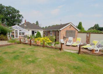 Thumbnail 4 bedroom detached bungalow for sale in Newton Street, Newton St. Faith, Norwich
