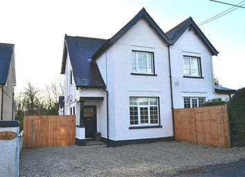Thumbnail 2 bed semi-detached house for sale in Parc Henri Villas, Cwrt Henri, East Carmarthenshire, Dryslwyn