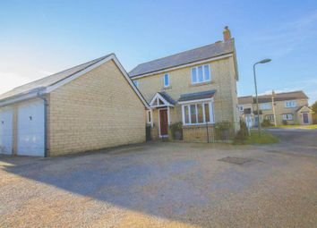 Thumbnail 3 bed semi-detached house for sale in Hodgson Close, Fritwell, Bicester