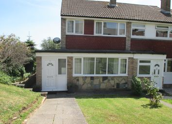 Thumbnail 3 bed end terrace house for sale in Northdene, Chigwell