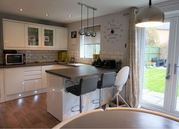 Thumbnail 3 bed detached house for sale in Wheatlands Drive, Countesthorpe