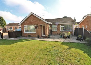 Thumbnail 3 bed detached bungalow for sale in Silver End, Reepham