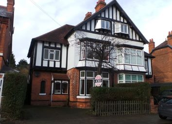 Thumbnail 5 bedroom semi-detached house for sale in Highbridge Road, Sutton Coldfield, West Midlands