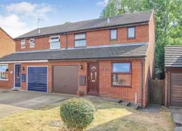 Thumbnail 3 bed semi-detached house for sale in Anershall, Wingrave, Aylesbury