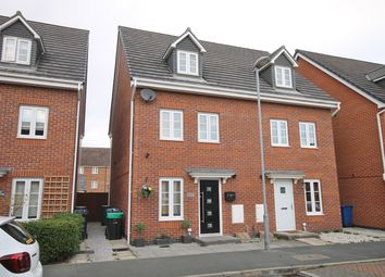 Thumbnail 4 bed semi-detached house for sale in Phoenix Place, Great Sankey, Warrington