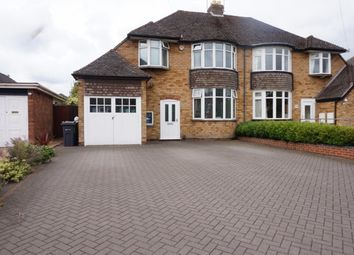 3 bed semi-detached house for sale in Wylde Green Road, Walmley, Sutton Coldfield B76