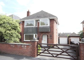 Thumbnail 3 bed detached house for sale in Sandstone Drive, West Kirby, Wirral