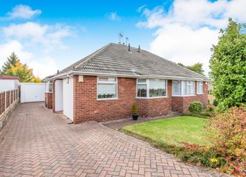 Thumbnail 2 bed semi-detached bungalow for sale in Woolgreaves Garth, Sandal, Wakefield