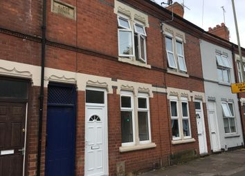 Thumbnail 2 bed terraced house to rent in Walnut Street, Leicester