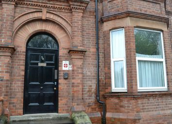 Thumbnail 1 bedroom flat to rent in Leicester Road, Loughborough