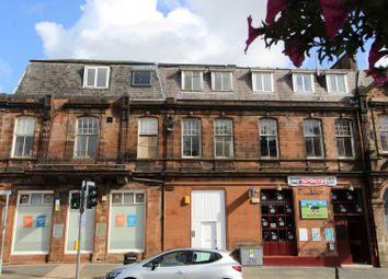 Thumbnail 1 bed flat for sale in John Finnie Street, Kilmarnock