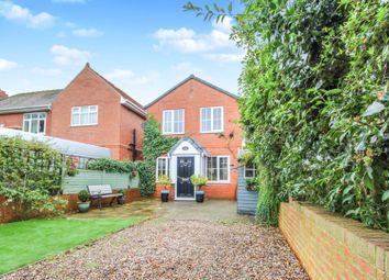 Thumbnail 3 bed detached house for sale in Park Road, Barlow