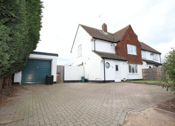Thumbnail 3 bed semi-detached house for sale in Butts Hill Road, Woodley, Reading