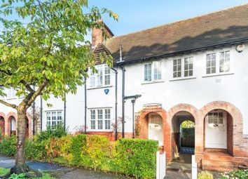 Thumbnail 2 bed terraced house for sale in Asmuns Hill, Hampstead Garden Suburb, London