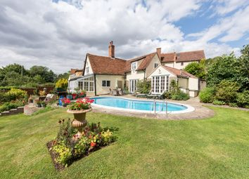 Thumbnail 4 bed cottage for sale in Polstead Hill, Polstead, Colchester