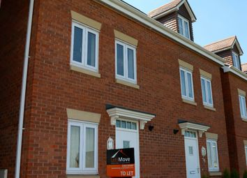 Thumbnail 4 bedroom semi-detached house to rent in Station Road, Donnington, Telford