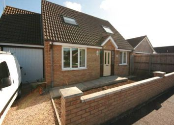 Thumbnail 2 bedroom bungalow to rent in Morborne Close, Stanground, Peterborough