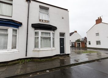 Thumbnail 2 bedroom terraced house for sale in Wylam Street, Middlesbrough
