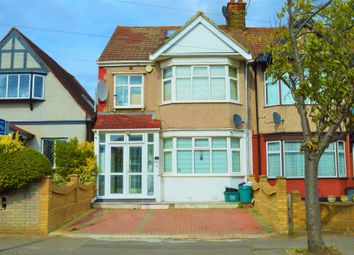 Thumbnail 4 bed terraced house for sale in Headley Drive, Ilford