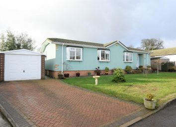 Thumbnail 2 bed detached bungalow for sale in Lodge Park, Ranksborough Drive, Langham