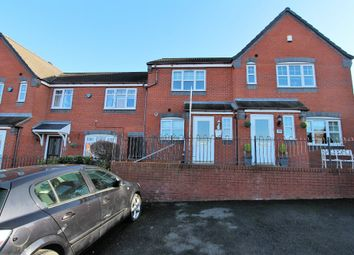 Thumbnail 2 bed terraced house for sale in Peel Drive, Wilnecote, Tamworth