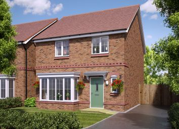 Thumbnail 4 bedroom detached house for sale in Cromwell Road, Ellesmere Port